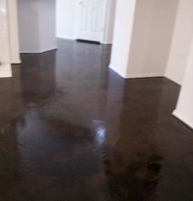 Concrete staining and industrial epoxy floors texas dallas for How to clean scored concrete floors